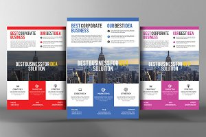 Contractor Flyer Templates