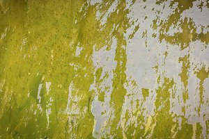 old paint texture on metal