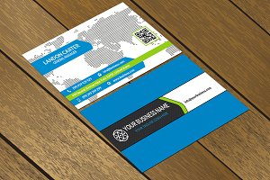 CT023 Corporate business card