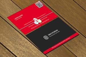 CT031 Corporate business card