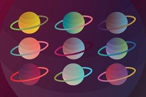 Planetary Illustrations