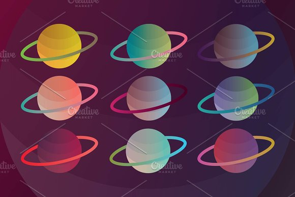 Planetary Illustrations