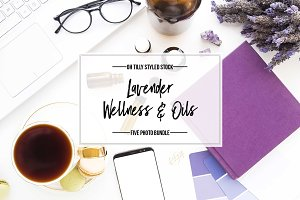 Wellness + Oils Styled Stock Bundle