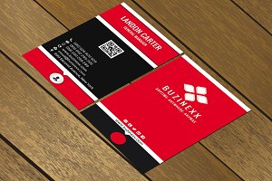 CT037 Corporate business card