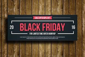 Black Friday Facebook Timeline Cove