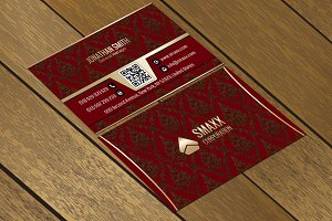 CT039 Corporate business card