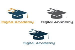 "Logo ""digital academy"""