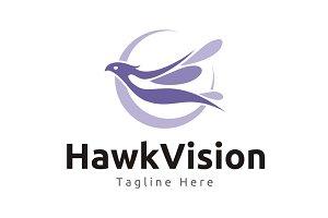 Hawk Vision Logo