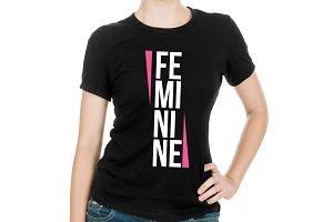 WOMEN's T-Shirt Design 02