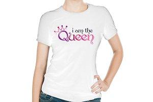 WOMEN's T-Shirt Design 04