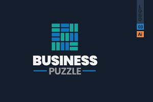 Business Logo Design 03