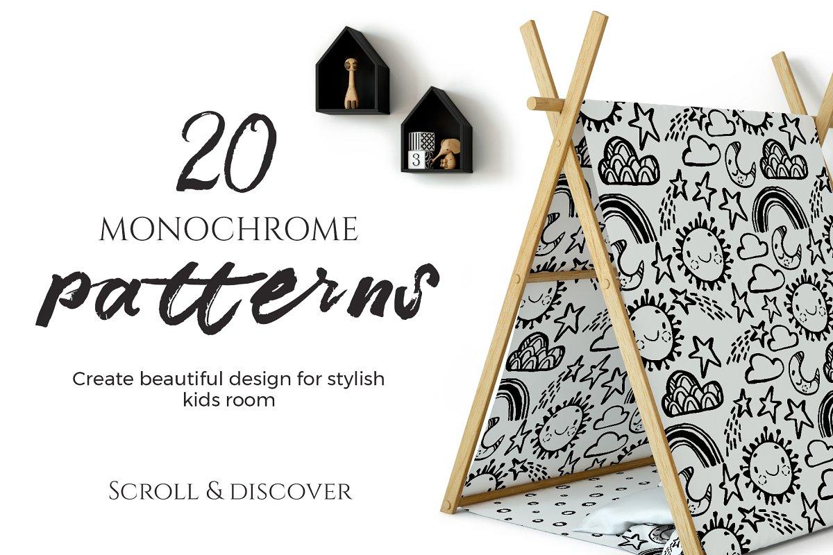 Scandinavian ink design creator in Illustrations - product preview 4