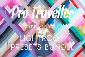 Pro Traveller Lightroom Presets