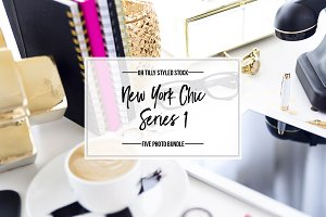 New York Chic Photo Bundle S1