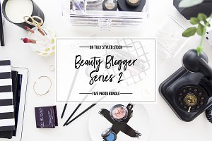 Beauty Blogger Photo Bundle S2