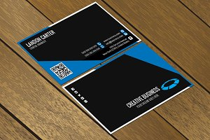 CT046 Corporate business card