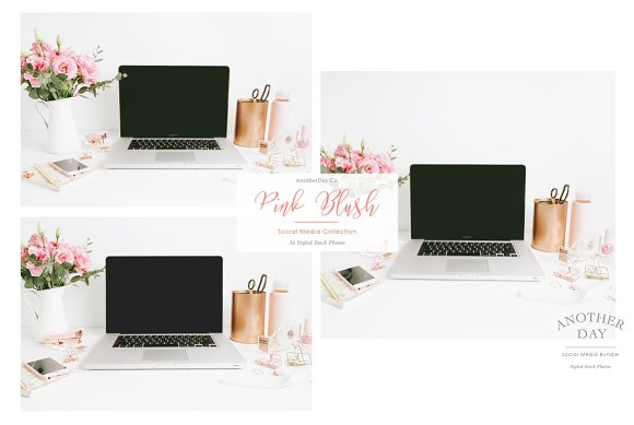 Macbook Styled Stock Photo in Product Mockups - product preview 1