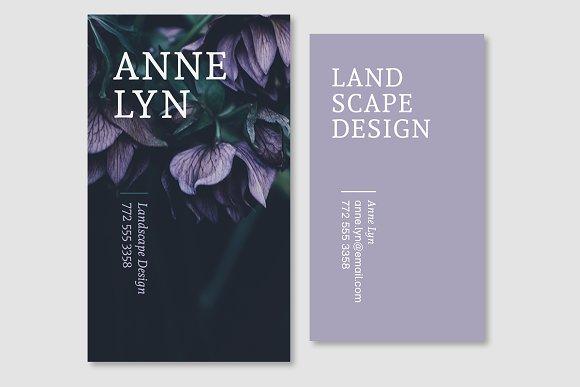 Business Card Anne Lyn