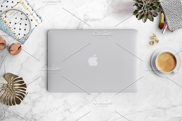 Macbook styled stock photo 26-0017