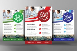 Best Business Agent Flyer Template