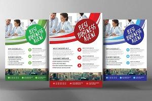 Best Business Agent Flyer Template