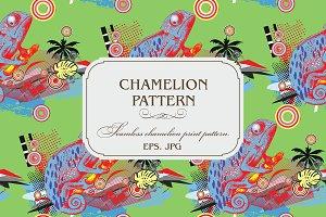 Chameleon pattern