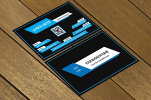 CT052 Corporate business card