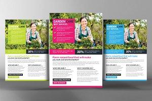 Garden Service Flyer