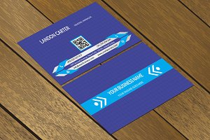 CT055 Corporate business card