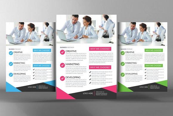 Health Medical Doctors Flyer