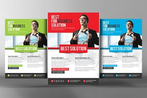 Step by Step - Business Flyer