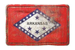 Arkansas State flag