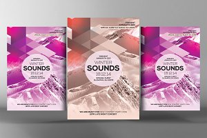 Winter Sound Flyer