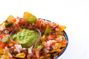 Mexican nachos
