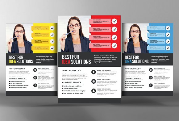 Doctor's Office Flyer Template