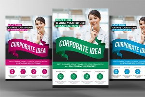 Business Idea Flyer Templates