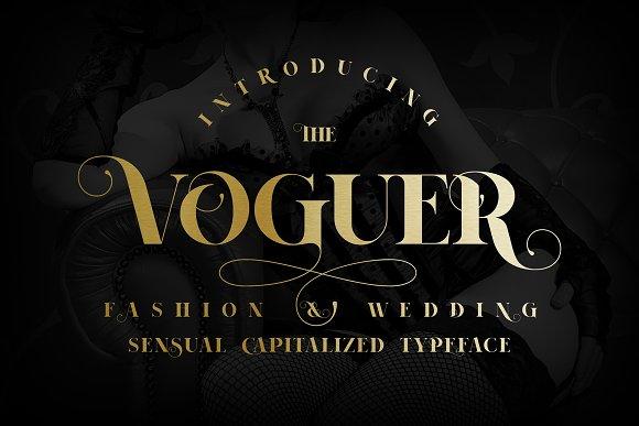 Voguer