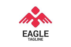 Eagle Logo - SK