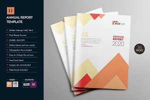 Elegant Annual Report