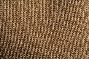 Brown fabric, enlarged