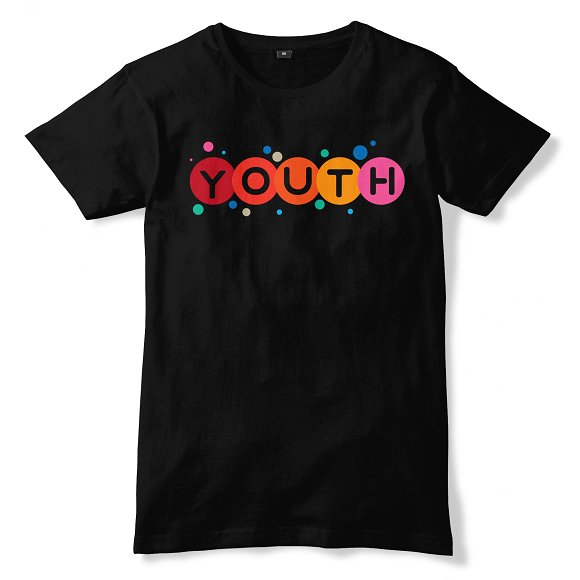 YOUTH T-shirt Design 07