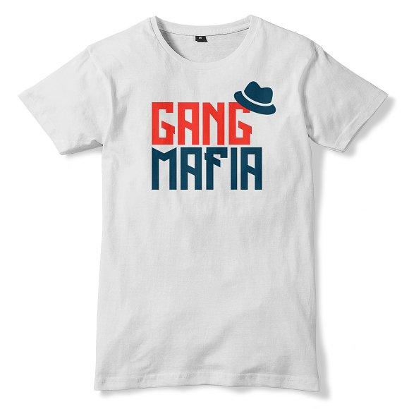 GANG MAFIA T-Shirt Design 14