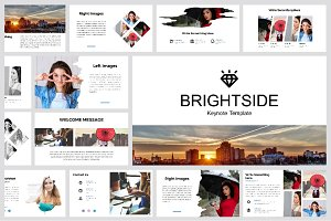 Brightside Keynote Template