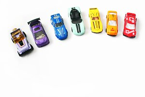 Toy Cars Desktop