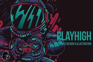 Playhigh Illustration