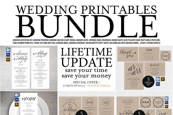 Best Sellers Wedding Bundle