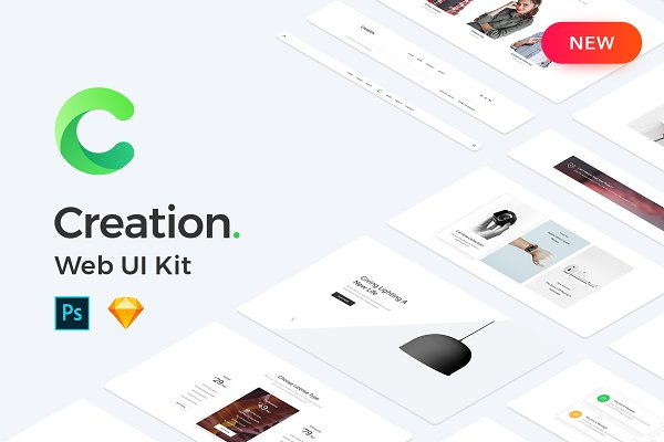 Website Templates: Creation Studio - Creation Kit 1700+ Blocks, 250+ Page