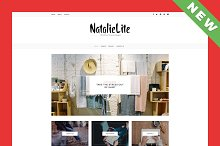 NatalieLite - WordPress Blog Theme