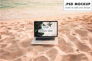 Beach PSD computer