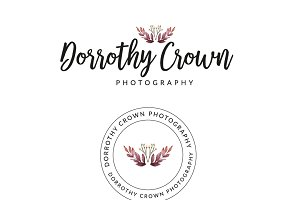 Dorrothy Crown Premade Logo